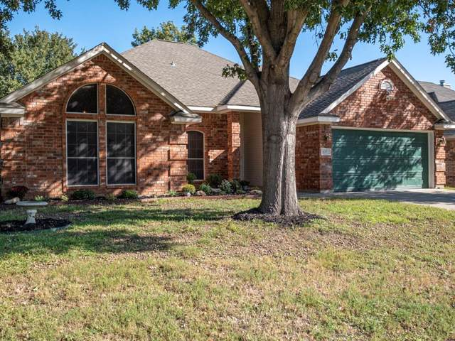 1032 Hillwood Drive, Saginaw, TX 76179 (MLS #14203376) :: Lynn Wilson with Keller Williams DFW/Southlake