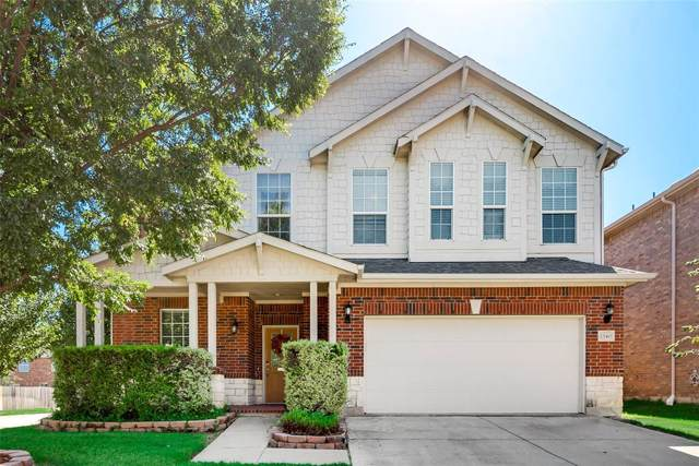 2340 Grand Rapids Drive, Fort Worth, TX 76177 (MLS #14203382) :: The Chad Smith Team