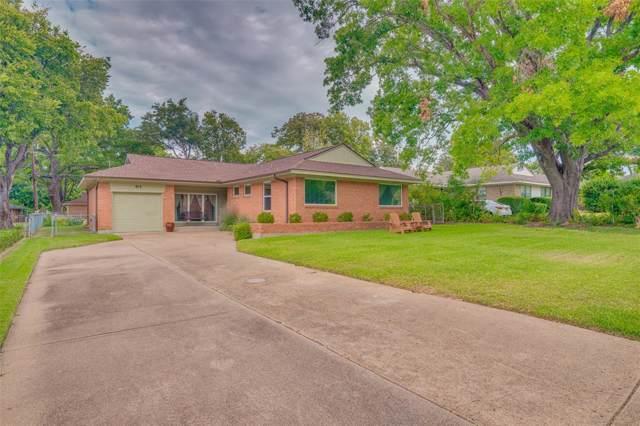 814 Dumont Drive, Richardson, TX 75080 (MLS #14203395) :: Lynn Wilson with Keller Williams DFW/Southlake