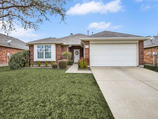 9920 Nixon Drive, Mckinney, TX 75072 (MLS #14203396) :: RE/MAX Town & Country