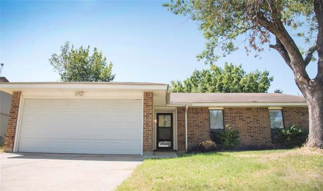 2125 San Fernando Street, Bedford, TX 76021 (MLS #14203428) :: The Chad Smith Team