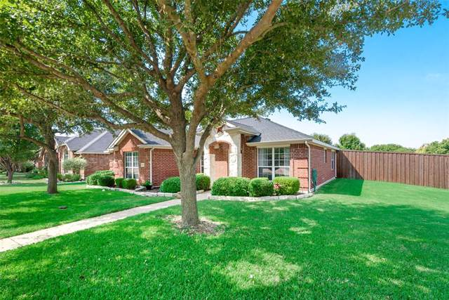2051 Garrison Drive, Rockwall, TX 75032 (MLS #14203434) :: Lynn Wilson with Keller Williams DFW/Southlake
