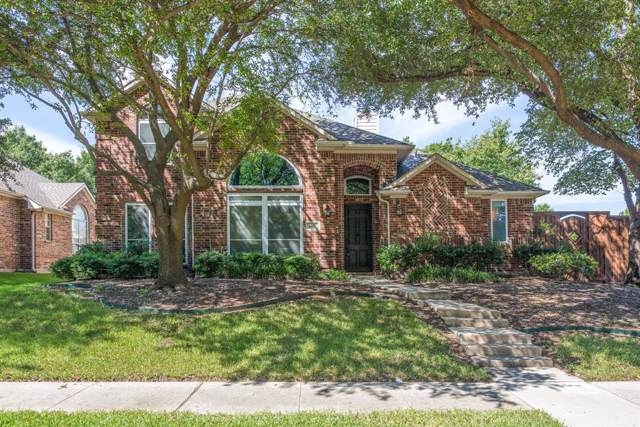 8625 Berwick Drive, Plano, TX 75025 (MLS #14203442) :: Vibrant Real Estate
