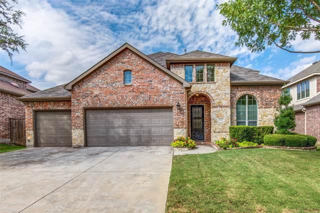 2465 Yuma Drive, Little Elm, TX 75068 (MLS #14203451) :: The Good Home Team