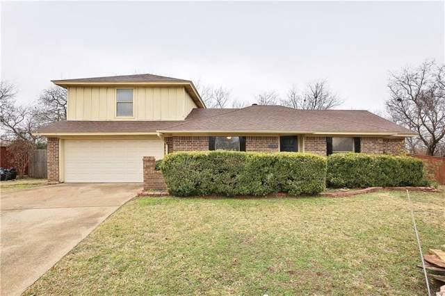 508 Daniels Drive, Crowley, TX 76036 (MLS #14203469) :: Lynn Wilson with Keller Williams DFW/Southlake