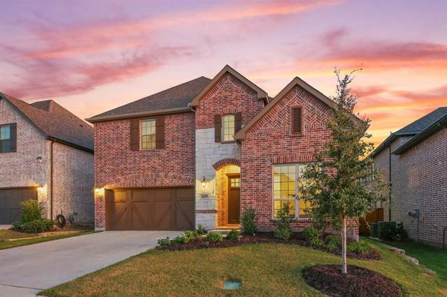 8417 Ardsley Place, Mckinney, TX 75072 (MLS #14203485) :: The Good Home Team