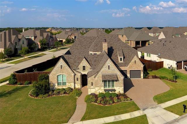 4510 Woodbine Lane, Prosper, TX 75078 (MLS #14203498) :: The Daniel Team