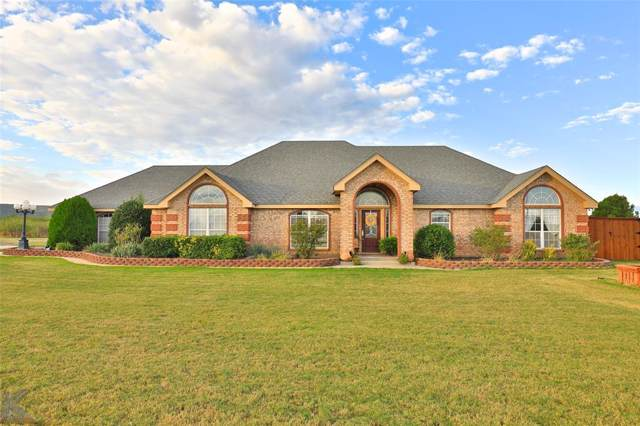 114 Trail Creek Drive, Abilene, TX 79602 (MLS #14203505) :: The Mitchell Group