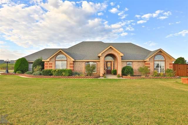 114 Trail Creek Drive, Abilene, TX 79602 (MLS #14203505) :: Kimberly Davis & Associates