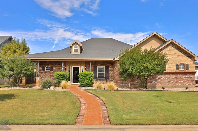 3550 La Jolla, Abilene, TX 79606 (MLS #14203507) :: The Chad Smith Team