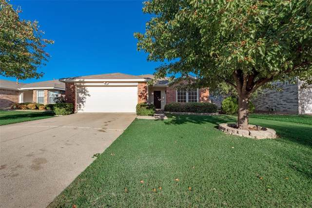 1520 Warrington Way, Forney, TX 75126 (MLS #14203509) :: Lynn Wilson with Keller Williams DFW/Southlake