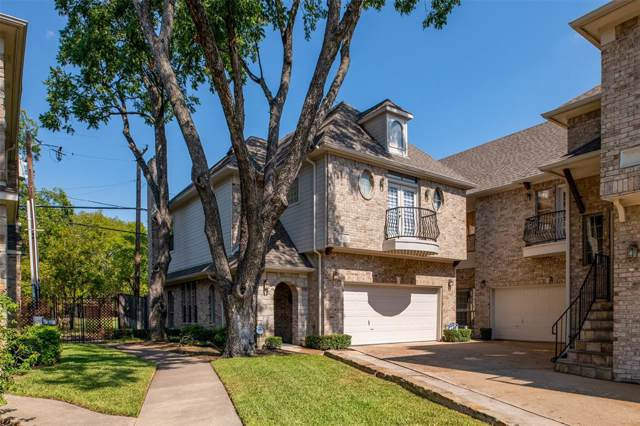 10 Stonebriar Court, Dallas, TX 75206 (MLS #14203510) :: Baldree Home Team