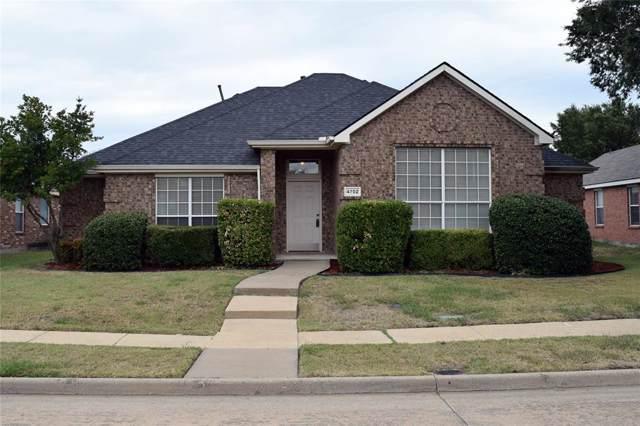 4702 Basil Drive, Mckinney, TX 75070 (MLS #14203518) :: The Good Home Team