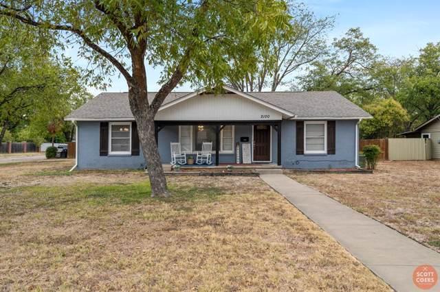 2100 Belmeade, Brownwood, TX 76801 (MLS #14203520) :: Lynn Wilson with Keller Williams DFW/Southlake