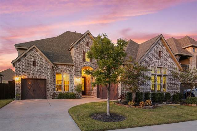 1632 Tumbling River Drive, Frisco, TX 75036 (MLS #14203523) :: The Rhodes Team