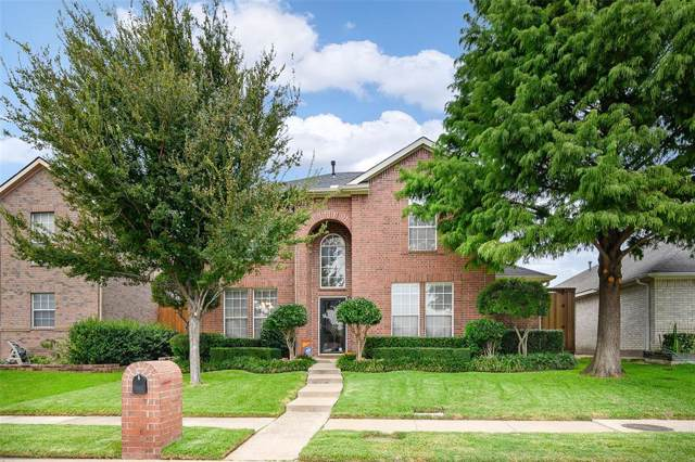 1736 Alpine Drive, Carrollton, TX 75007 (MLS #14203530) :: The Good Home Team