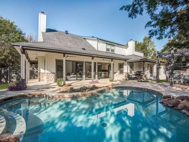 3214 Lakewood Lane, Flower Mound, TX 75022 (MLS #14203532) :: Lynn Wilson with Keller Williams DFW/Southlake