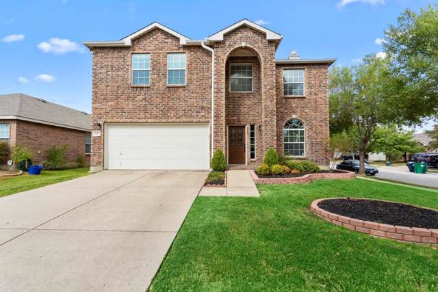 6121 Goldenrod Drive, Denton, TX 76208 (MLS #14203558) :: The Real Estate Station