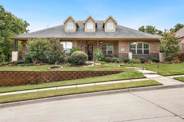 1408 Ballycastle Lane, Corinth, TX 76210 (MLS #14203571) :: All Cities Realty