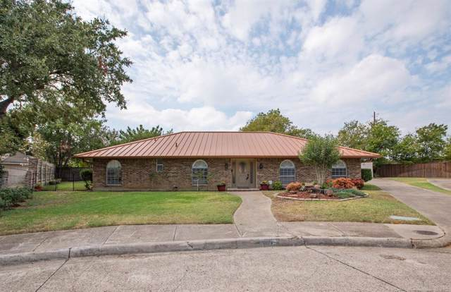 1509 Mccoy Place, Carrollton, TX 75006 (MLS #14203573) :: The Good Home Team