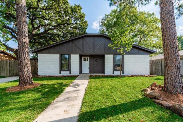 7608 Parkway Drive, North Richland Hills, TX 76182 (MLS #14203582) :: RE/MAX Town & Country