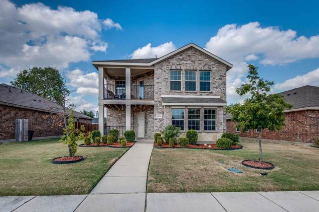 1779 Pioneer Way, Lancaster, TX 75146 (MLS #14203586) :: Lynn Wilson with Keller Williams DFW/Southlake