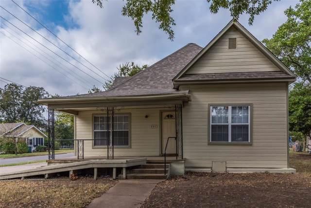 820 S Hazelwood Street, Sherman, TX 75090 (MLS #14203588) :: Lynn Wilson with Keller Williams DFW/Southlake