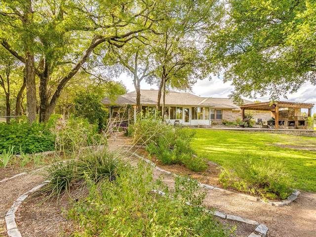 206 Northview Road, Aledo, TX 76008 (MLS #14203624) :: The Rhodes Team