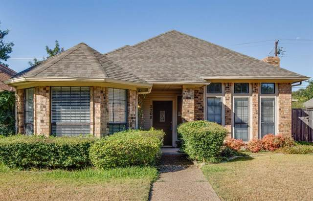 2208 Greenpark Drive, Richardson, TX 75082 (MLS #14203638) :: RE/MAX Town & Country