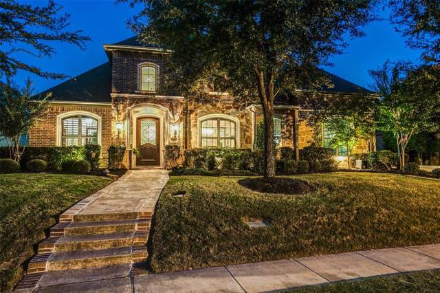 509 Harmony Lane, Colleyville, TX 76034 (MLS #14203644) :: EXIT Realty Elite