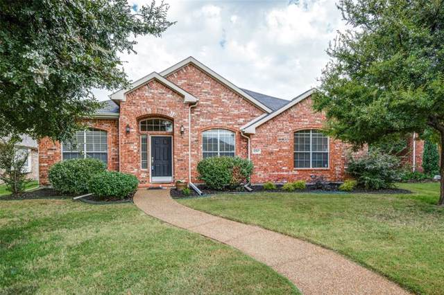 12567 Daimler Drive, Frisco, TX 75033 (MLS #14203645) :: Lynn Wilson with Keller Williams DFW/Southlake