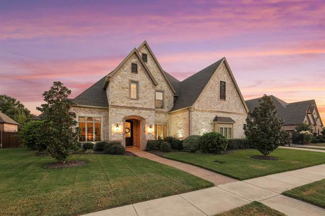 2104 Camden Circle, Southlake, TX 76092 (MLS #14203680) :: Van Poole Properties Group
