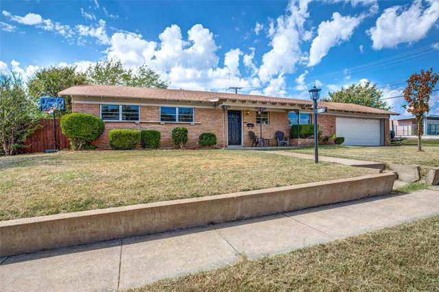 3416 Slade Boulevard, Fort Worth, TX 76116 (MLS #14203685) :: Tenesha Lusk Realty Group