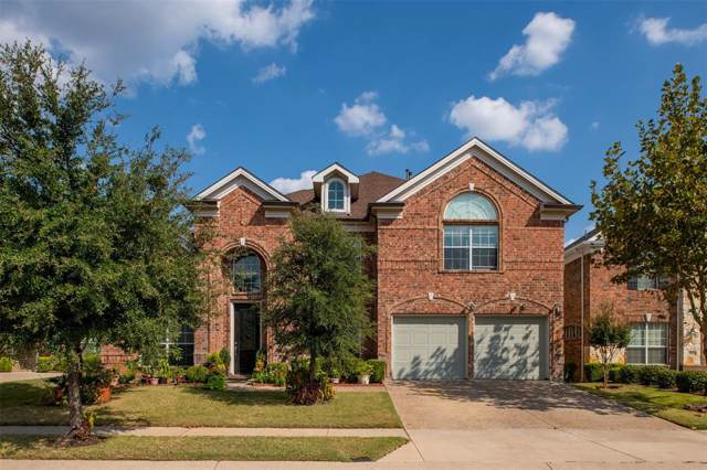 8808 Wyatt Circle, Lantana, TX 76226 (MLS #14203692) :: RE/MAX Town & Country