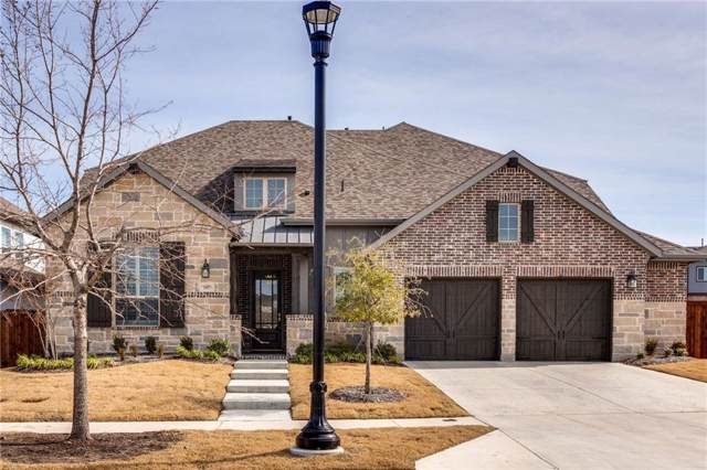 1857 Oak Trail Drive, Aledo, TX 76008 (MLS #14203703) :: The Rhodes Team