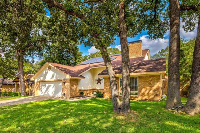3412 Pecan Circle, Bedford, TX 76021 (MLS #14203706) :: The Chad Smith Team