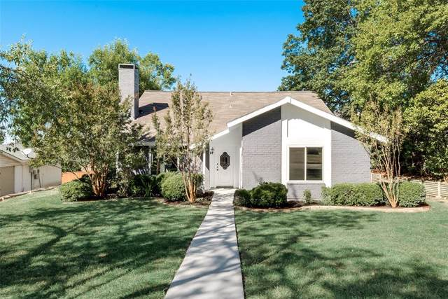 1707 Chesterfield Drive, Carrollton, TX 75007 (MLS #14203709) :: The Good Home Team