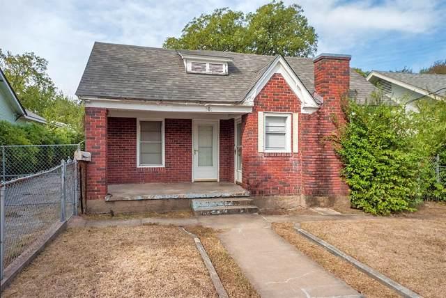 507 S Barnett Avenue, Dallas, TX 75211 (MLS #14203716) :: All Cities Realty
