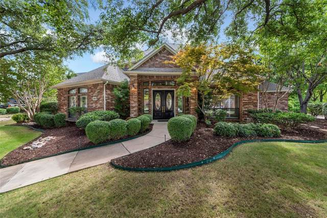 6911 Shoreview Drive, Mckinney, TX 75072 (MLS #14203728) :: The Good Home Team