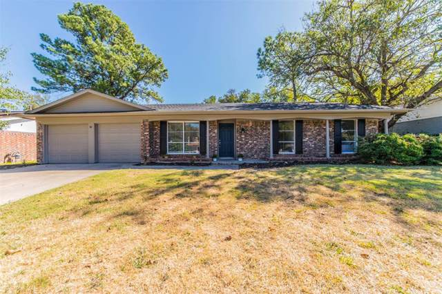 2136 Mountainview Drive, Hurst, TX 76054 (MLS #14203747) :: Lynn Wilson with Keller Williams DFW/Southlake