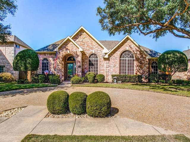 7701 Constitution Drive, Plano, TX 75025 (MLS #14203749) :: Kimberly Davis & Associates