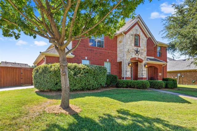 3501 Lynn Court, Wylie, TX 75098 (MLS #14203767) :: Kimberly Davis & Associates