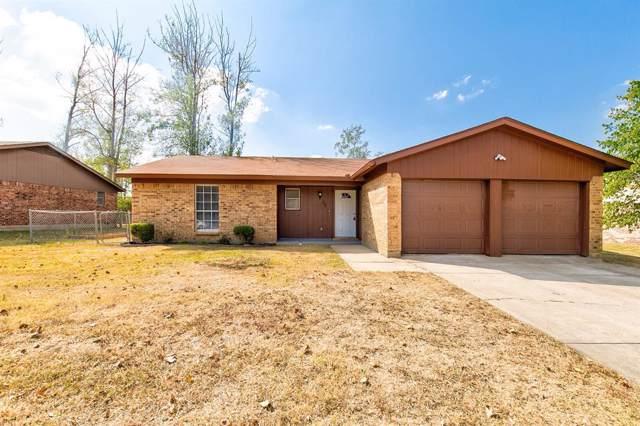 408 Georgetown Drive, Everman, TX 76140 (MLS #14203777) :: Lynn Wilson with Keller Williams DFW/Southlake
