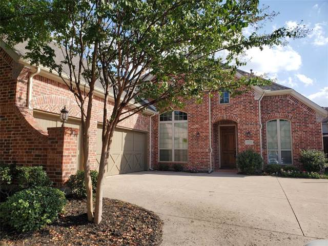 14883 Foxbriar Lane, Frisco, TX 75035 (MLS #14203786) :: The Real Estate Station