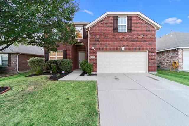 1412 Hawk Valley Drive, Little Elm, TX 75068 (MLS #14203787) :: Kimberly Davis & Associates