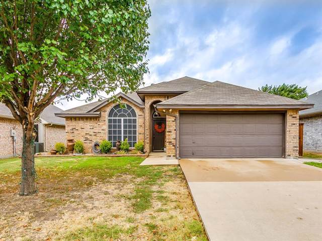 6717 Haltom Road, Fort Worth, TX 76137 (MLS #14203794) :: Hargrove Realty Group