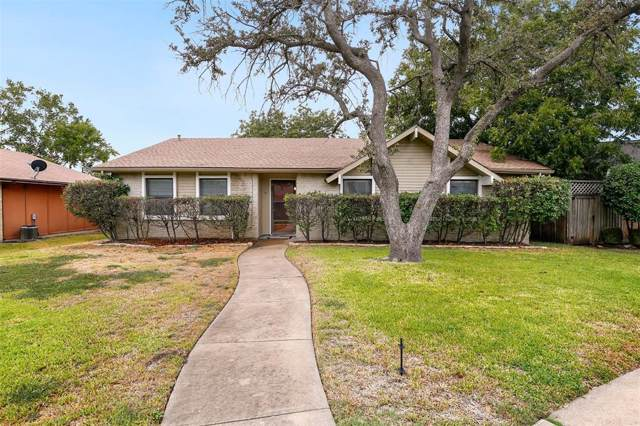 3005 Rayswood Circle, Carrollton, TX 75007 (MLS #14203803) :: The Real Estate Station