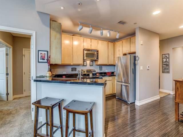 500 Throckmorton Street #606, Fort Worth, TX 76102 (MLS #14203835) :: The Hornburg Real Estate Group