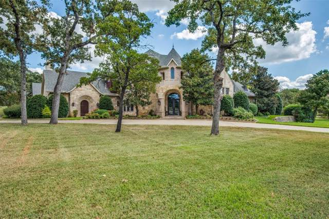 4800 Tour 18 Drive, Flower Mound, TX 75022 (MLS #14203857) :: Real Estate By Design