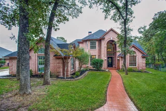 516 Topside Drive, Azle, TX 76020 (MLS #14203874) :: Lynn Wilson with Keller Williams DFW/Southlake